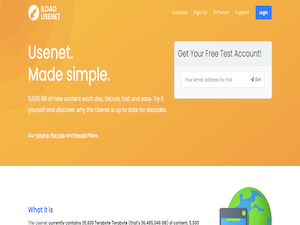 ILoad Usenet