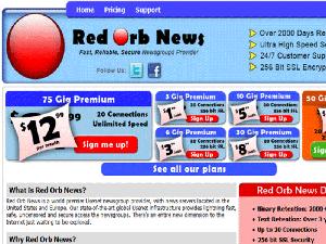 Red Orb Nachrichten