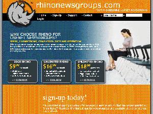 RhinoNewsgroups