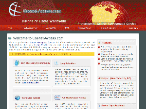 Usenet Zugang