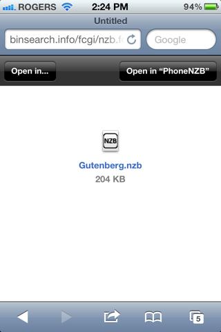 Phonenzb Screenshot1