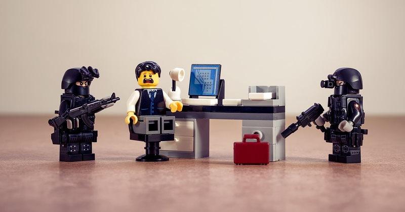 Computer Arrests