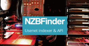 NZBFinder verbessert Site