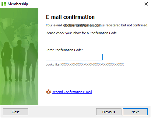 Getnzb Newsreader License Key Membership 2 Email Confirmation