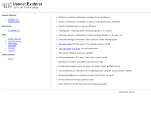 Usenet Explorer