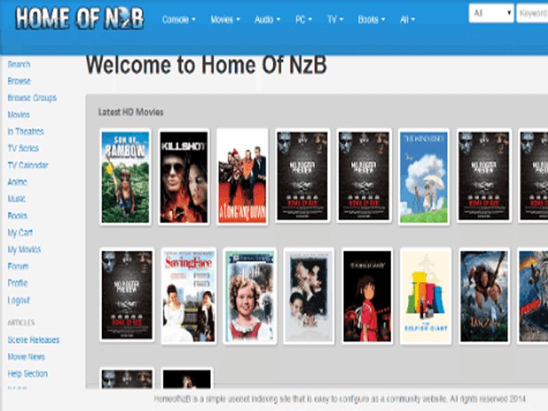 Home of NZB