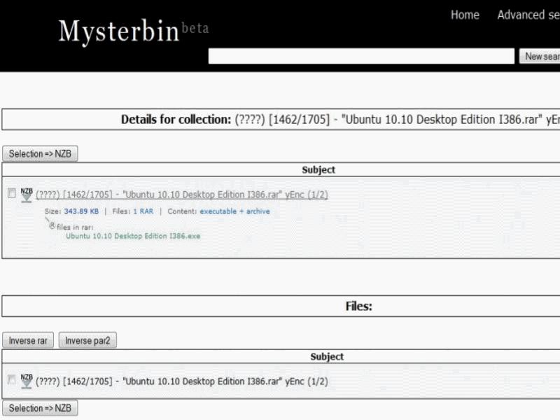 MysterBin